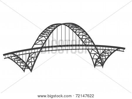 Fremont bridge drawing
