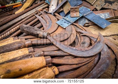 Hand scythes for sale