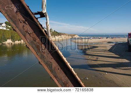 Santa Cruz, the beach