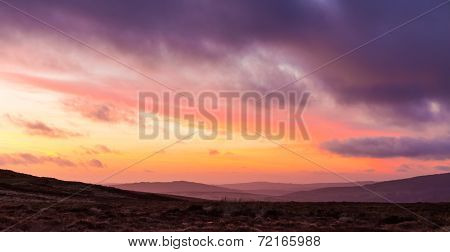 Twilight In The Wicklow Mountains
