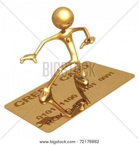 Credit Surfing