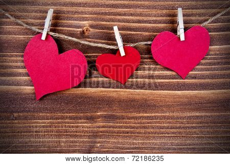 Hearts On A Line, Conceptual