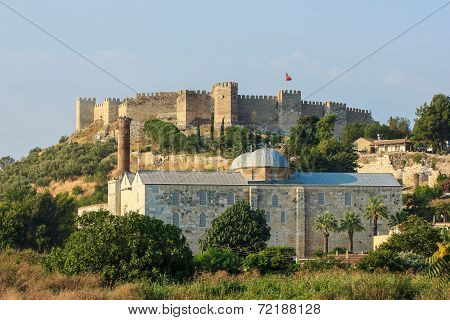 Fortress in Selcuk