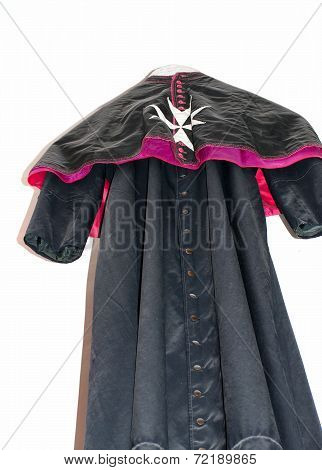 Dress of a Grand Master , Malta