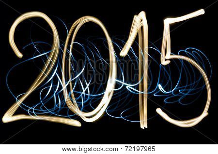 light painting year 2015