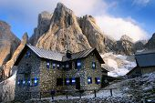 picture of chalet  - chalet in pale di san martino  - JPG