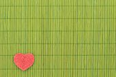 picture of sympathy  - Decorative background with a symbol of heart love sympathy and life for cards and congratulations to men and women - JPG
