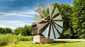 picture of sibiu  - Windmill in open - JPG
