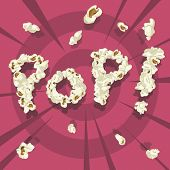 image of popcorn  - Pop - JPG