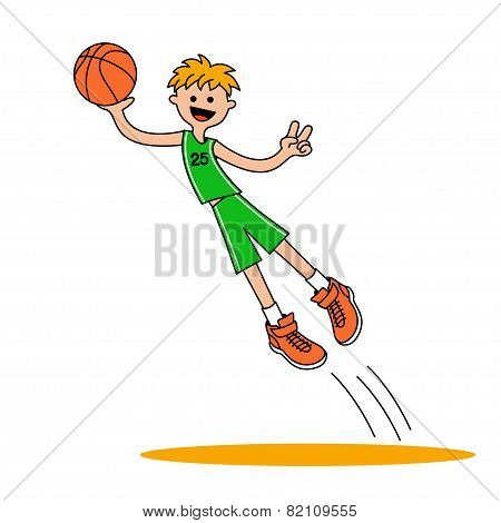 jumping basketball player1