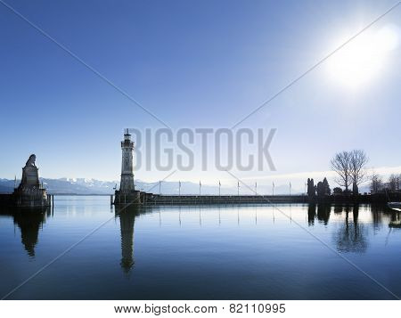Port Lindau Backlight