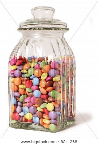 Traditional Sweet Jar