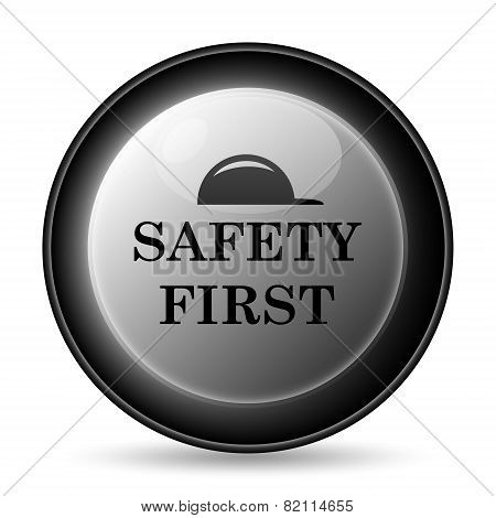Safety First Icon