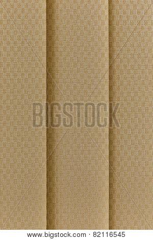Texture Of Indoor Blinds