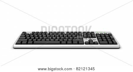 3D Keyboard Without Signs