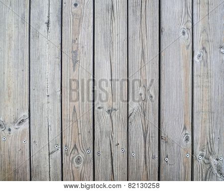 Boards Unpolished Wooden With Screws