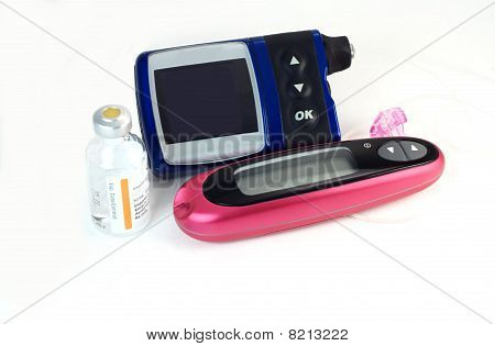 Diabetes medical meters