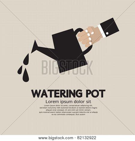 Watering Pot.