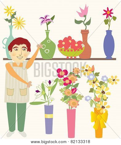 The Flower Vendor.eps
