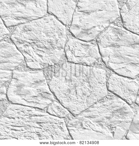 Close - up Stone pathway pattern texture and background