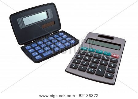 Calculators With A Solar Battery