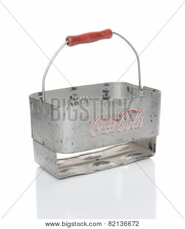 Antique Coca-cola Carrier
