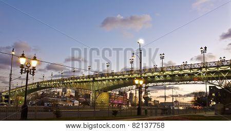 Moscow, Patriarch Bridge