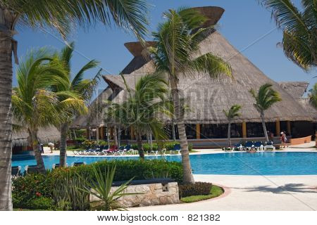 mexico pool and caffe