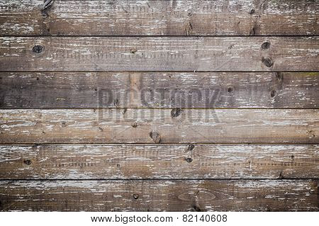 Planks Of Wood