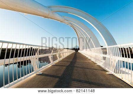 Te Rewa Rewa Bridge Walkway
