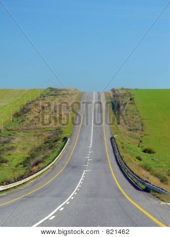 The Road Ahead (Right Side Driver)