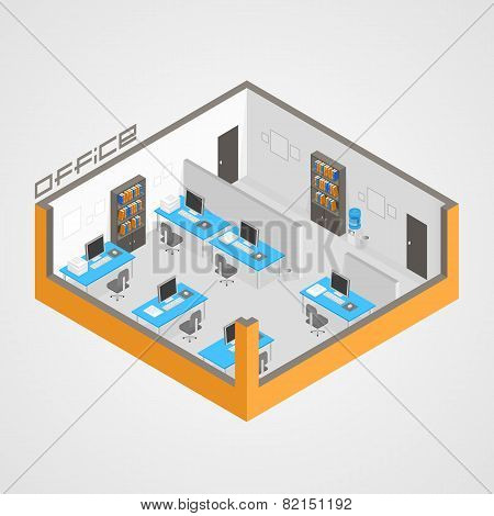 Office room it development