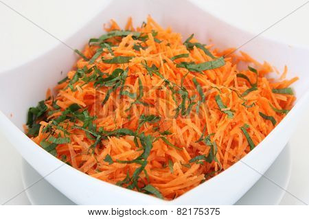Salad From Carrot