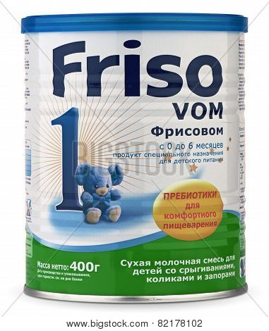 Milk Formula Friso Vom 1