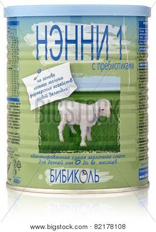 Dry Milk Formula Nanny