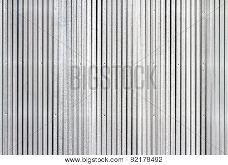Corrugated Metal Siding