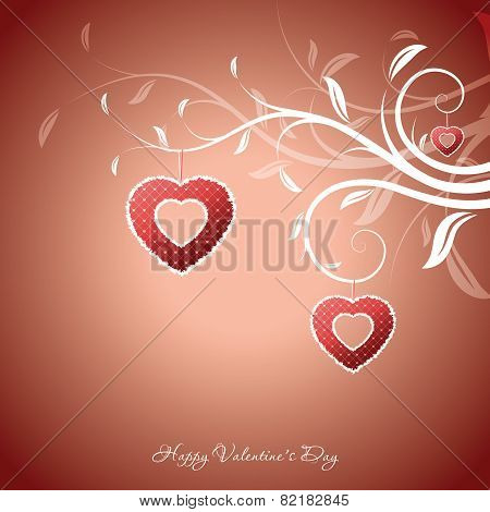Valentines Day Greeting Card