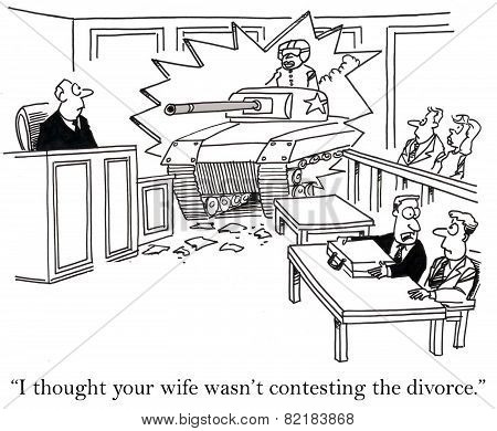 No Contest Divorce