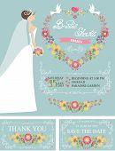picture of bridal shower  - Bridal shower set - JPG