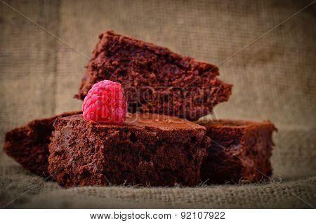 Home Made Chocolate Brownies