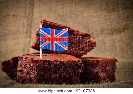 British Chocolate Brownies