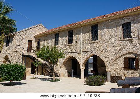 Larnaka Medieval Castle (Fort)