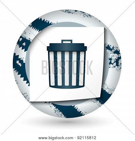 Trashcan Symbol
