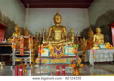 Oo-tong Buddha