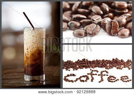 ice coffee set