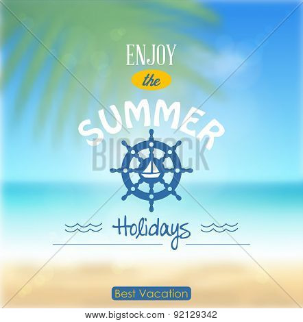 Summer Poster/Flyer