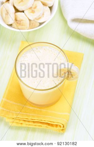 Smoothie With Bananas