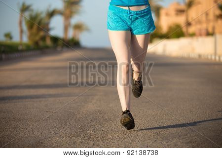 Running In The Street, Closeup