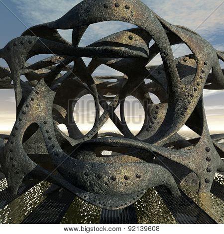 Monument Bronze