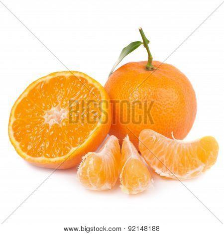 Orange Mandarins